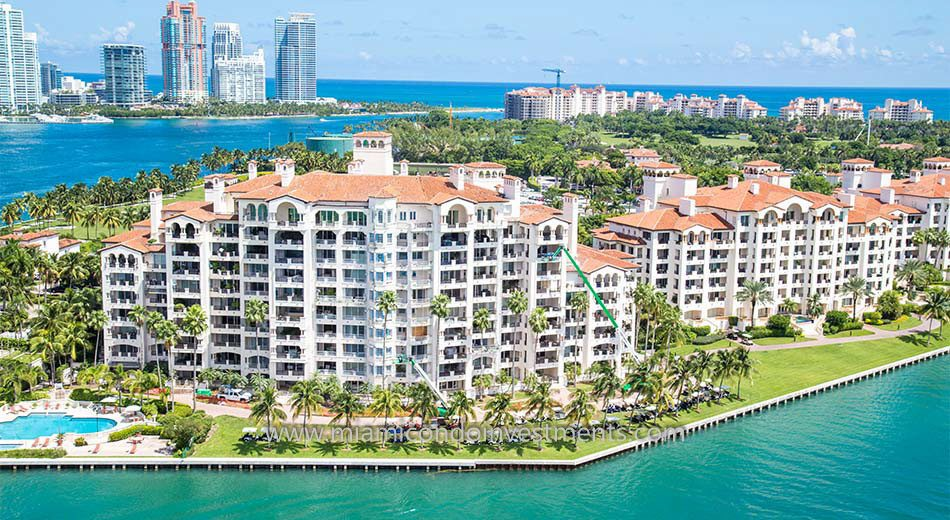 Bayview condos Fisher Island