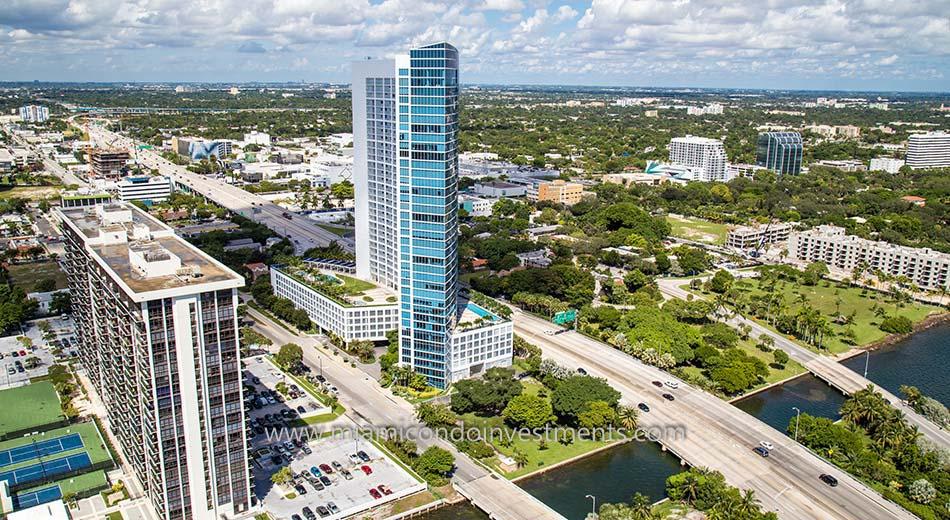 Blue Condominium Miami condos