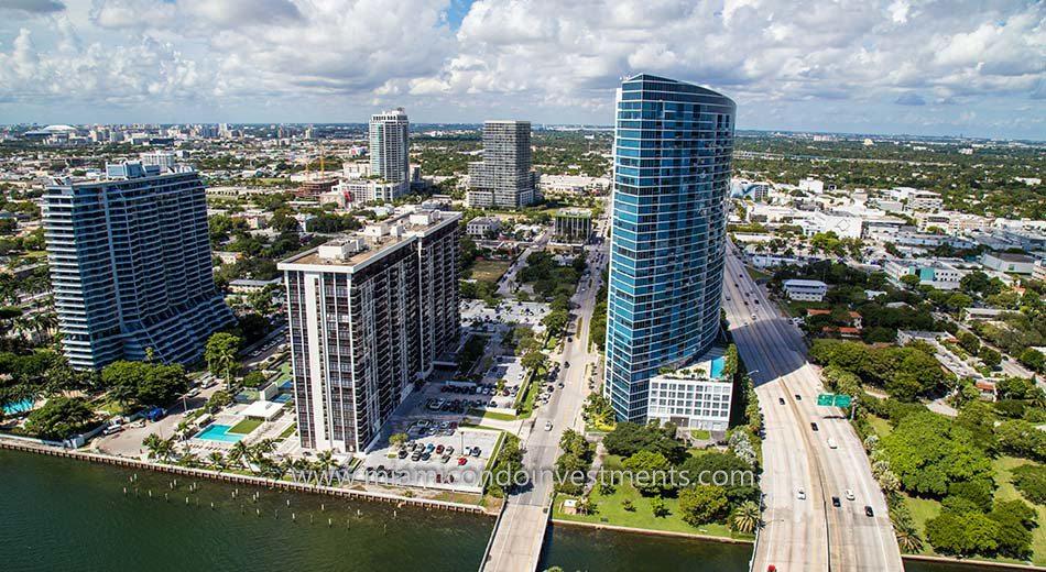 Blue Condominium Edgewater Miami