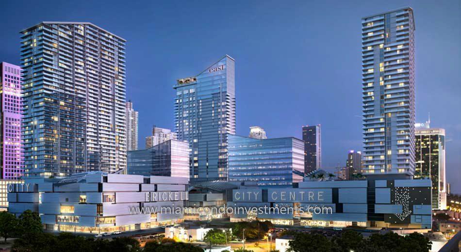 Brickell City Centre development