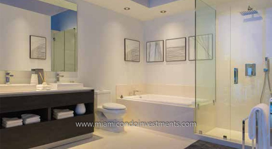 Brickell Heights 01 master bath