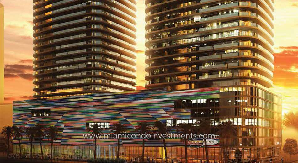 Brickell Heights condos in Miami Florida