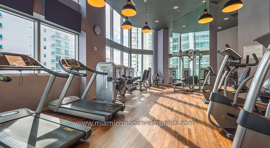 BrickellHouse fitness center