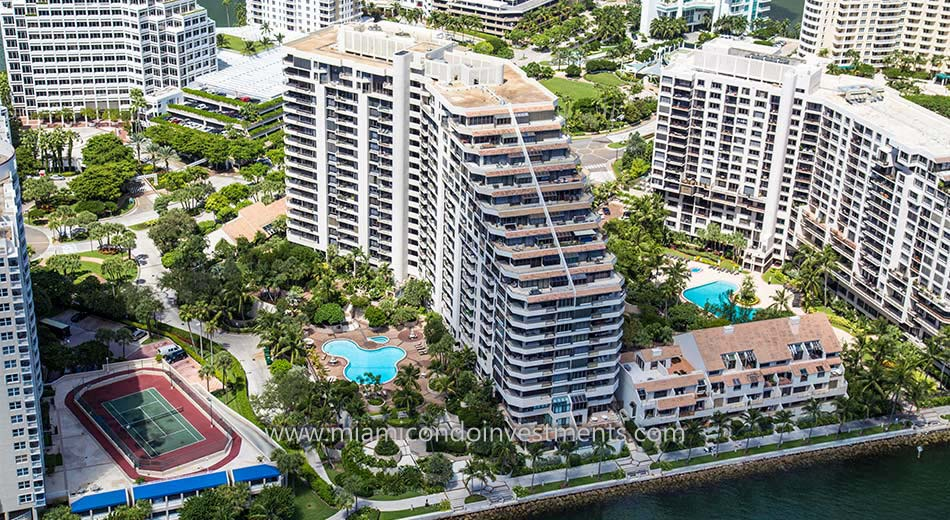 Brickell Key One condos