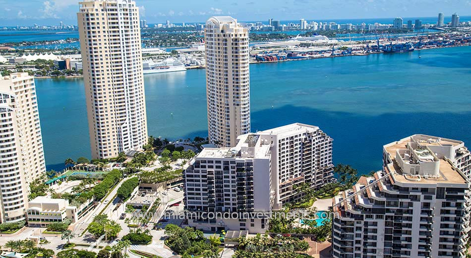 Brickell Key Two condominiums