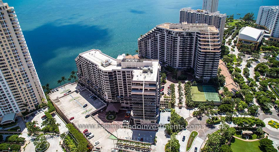 Brickell Key Two Condos in Miami Florida