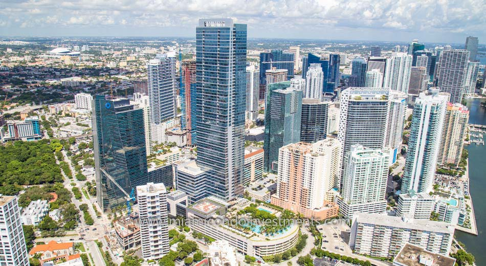 Brickell condos in Miami