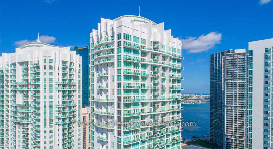 Brickell on the River South condos