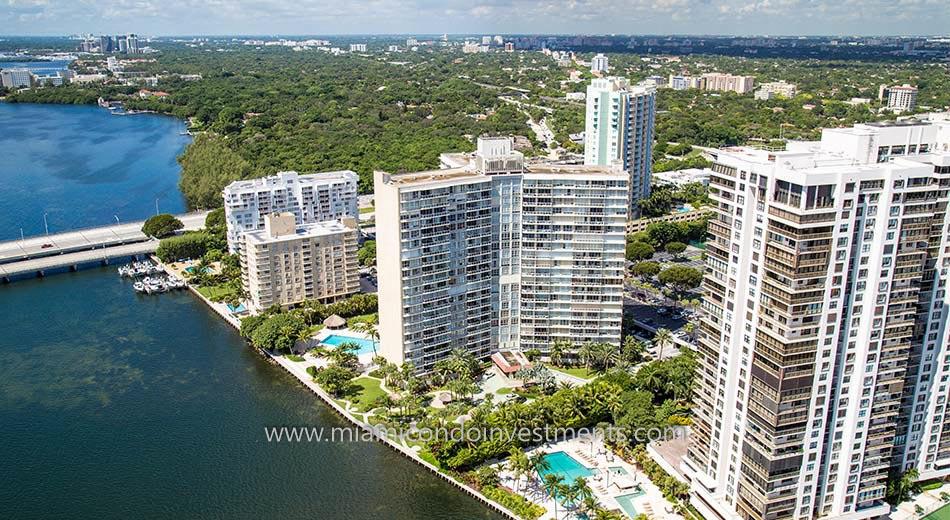 Brickell Townhouse condos in Miami