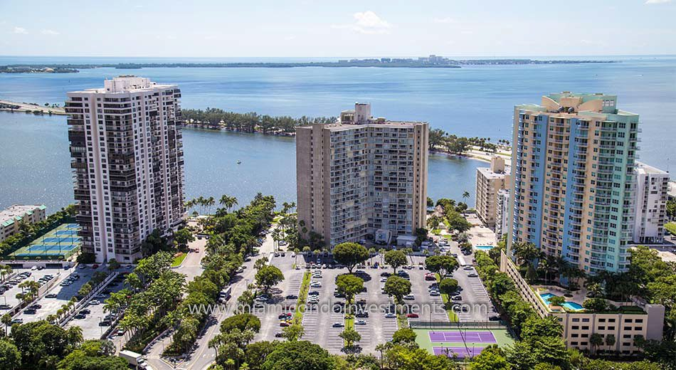 Brickell Townhouse condos