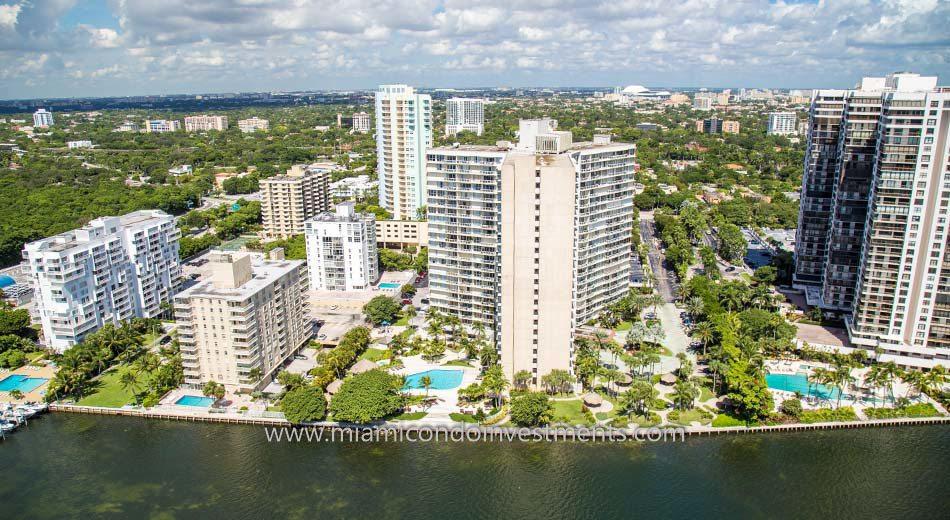 Brickell Townhouse in Miami Florida