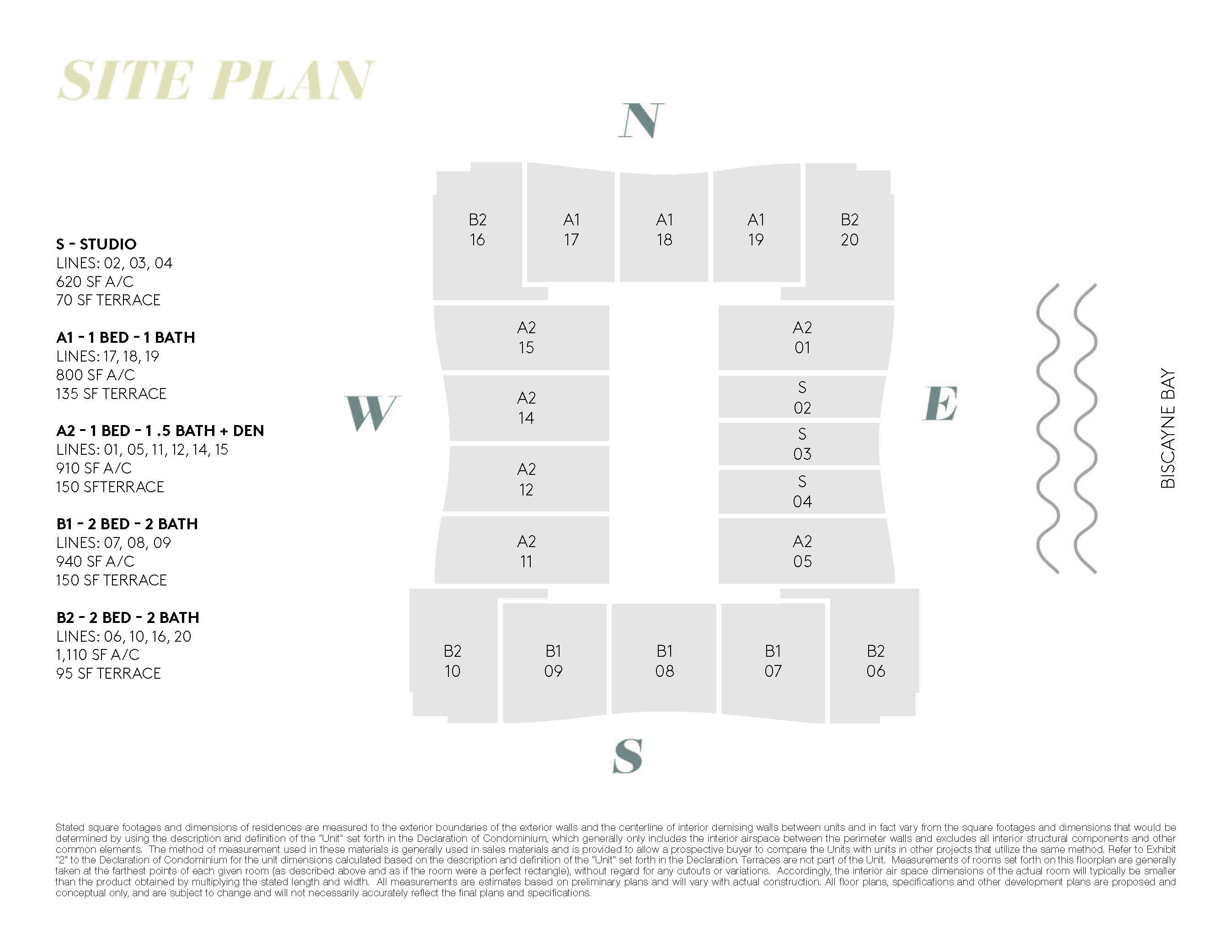 Canvas Site Plan