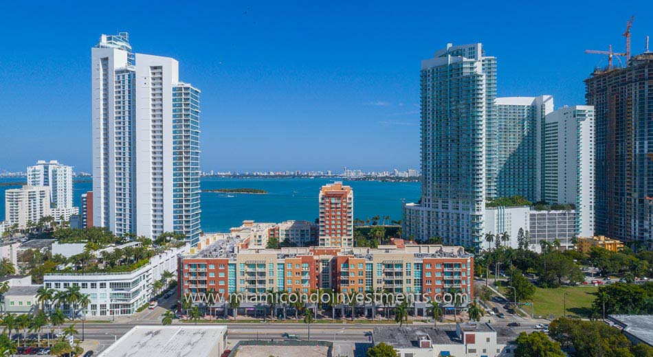 Cite on the Bay West tower condominiums