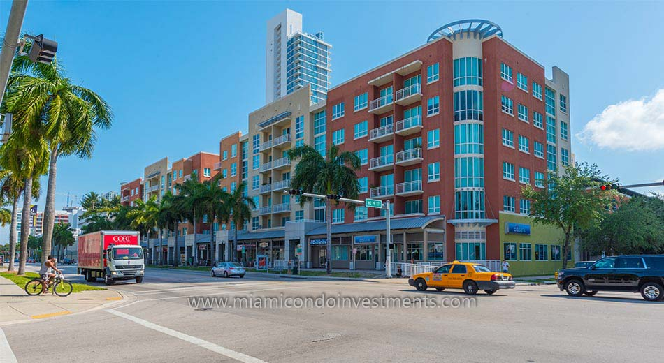 street view of Cite on the Bay West condos