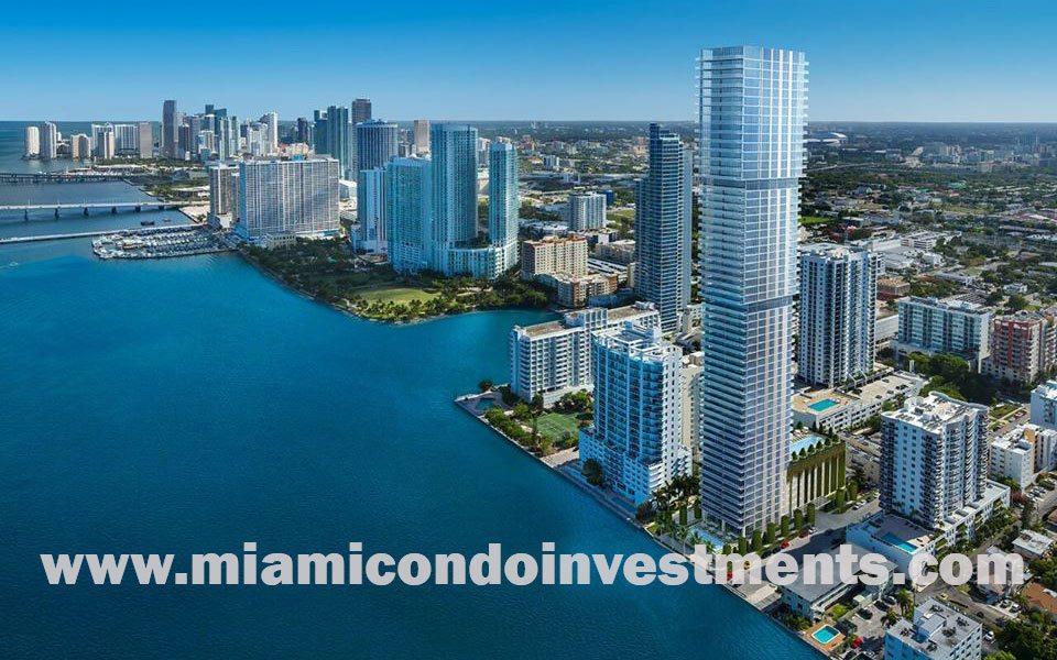 Elysee Miami condos daytime