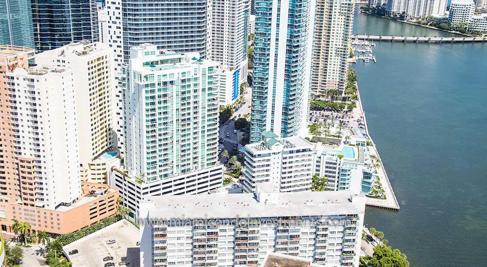 Emerald at Brickell condos in Miami