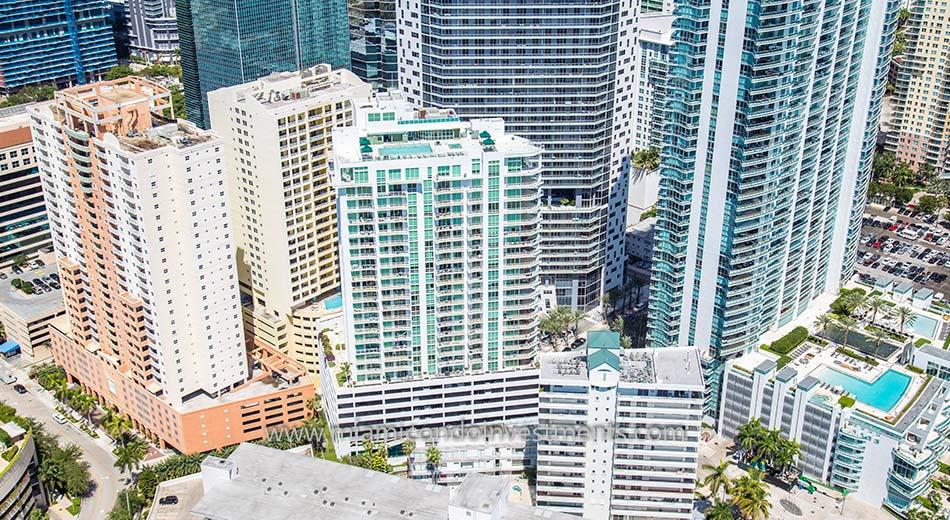 Emerald at Brickell condominiums