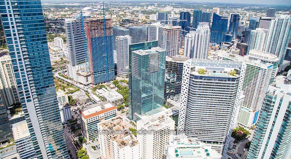 Espirito Santo Plaza Brickell Miami