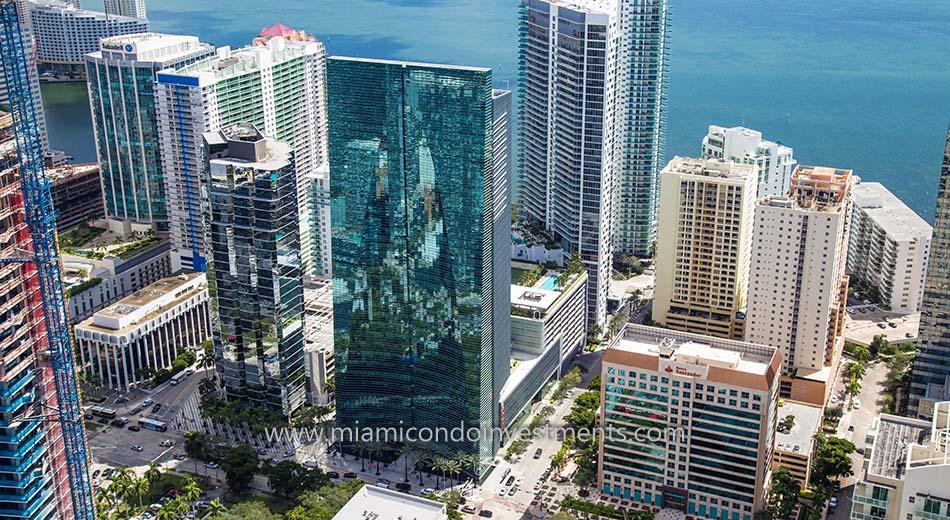 Espirito Santo Plaza Miami Brickell