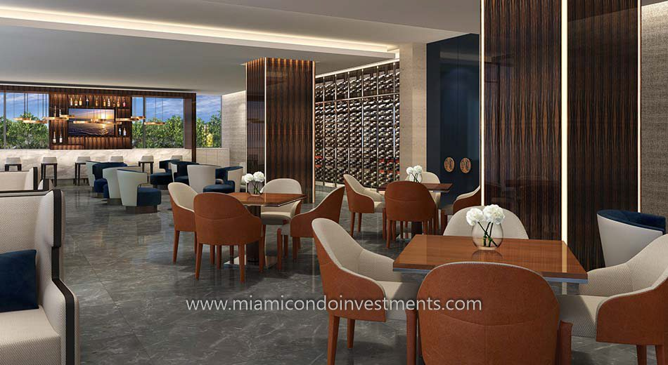 Fendi Chateau lounge and bar