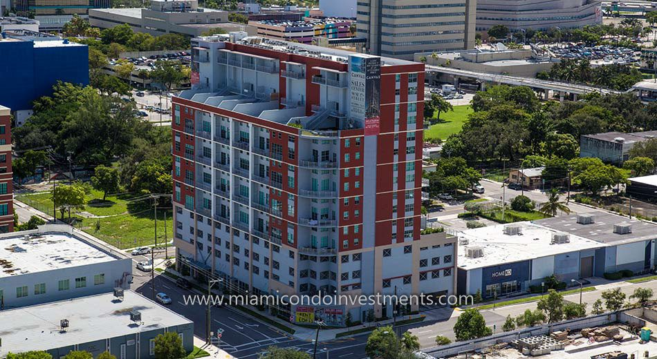 Filling Station Lofts Miami