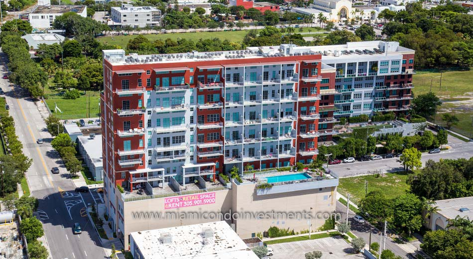 Miami Lofts for Rent