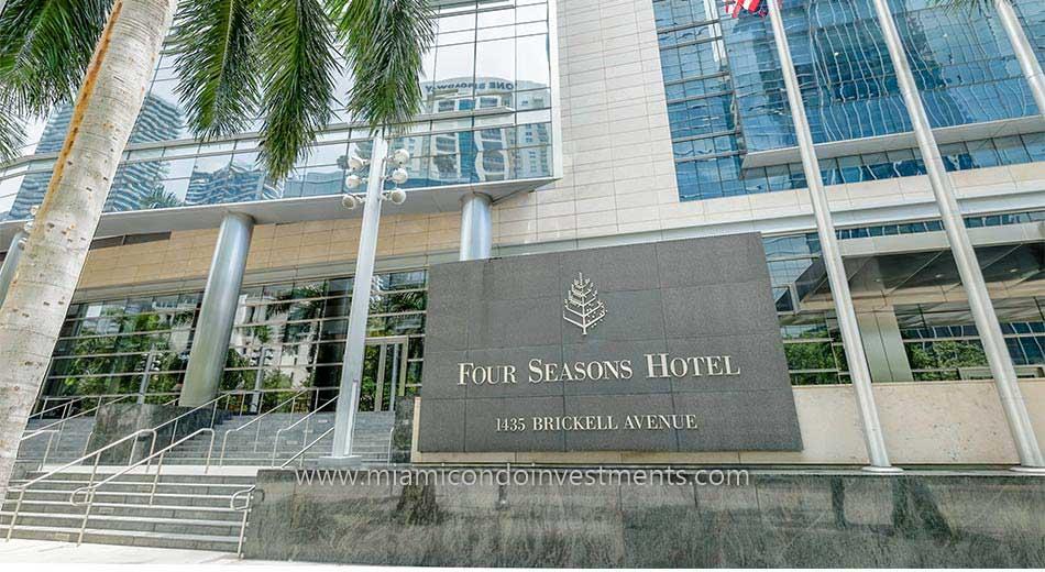 Four Seasons Hotel Brickell Miami