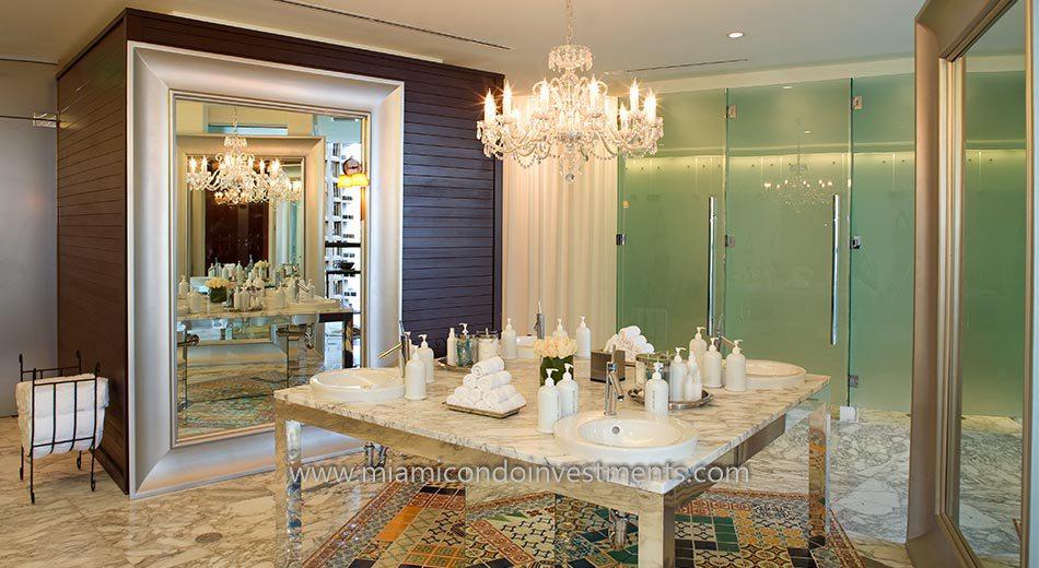 Icon Brickell tower 3 luxury spa
