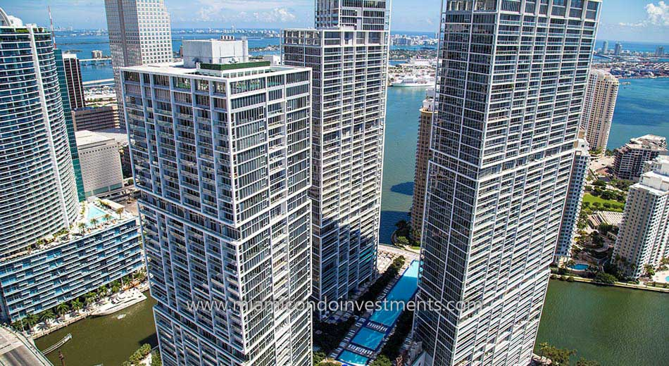 Icon Brickell tower 2 condo