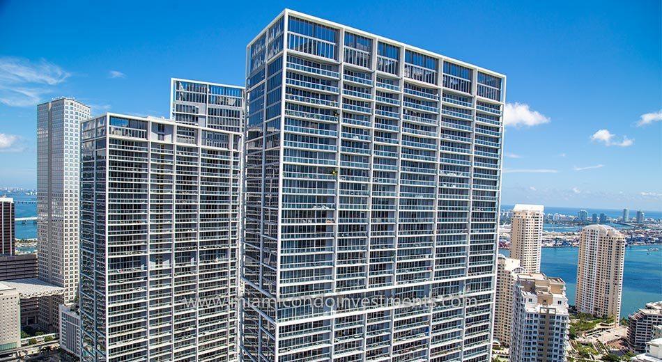 Icon Brickell tower 2 condo Miami