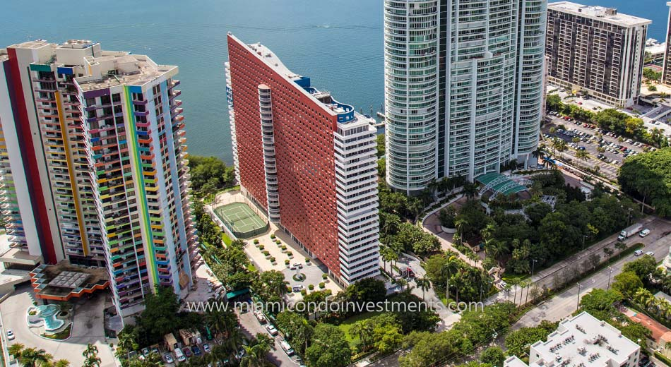 Imperial at Brickell Miami condos