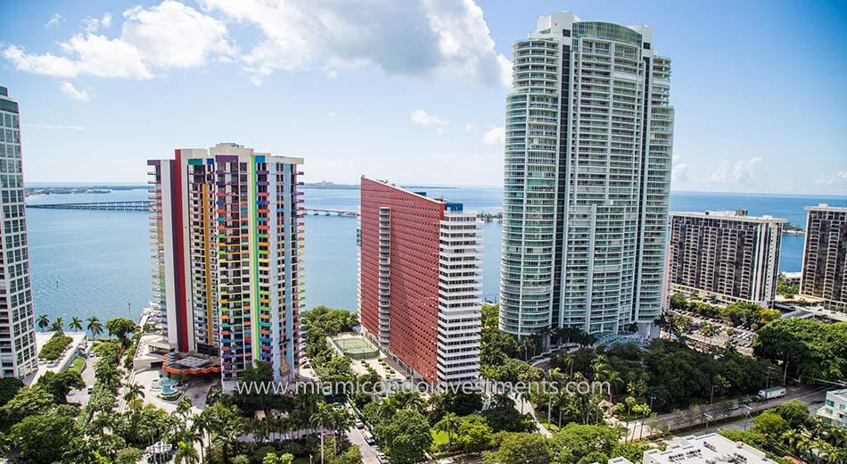 Miami condos brickell area