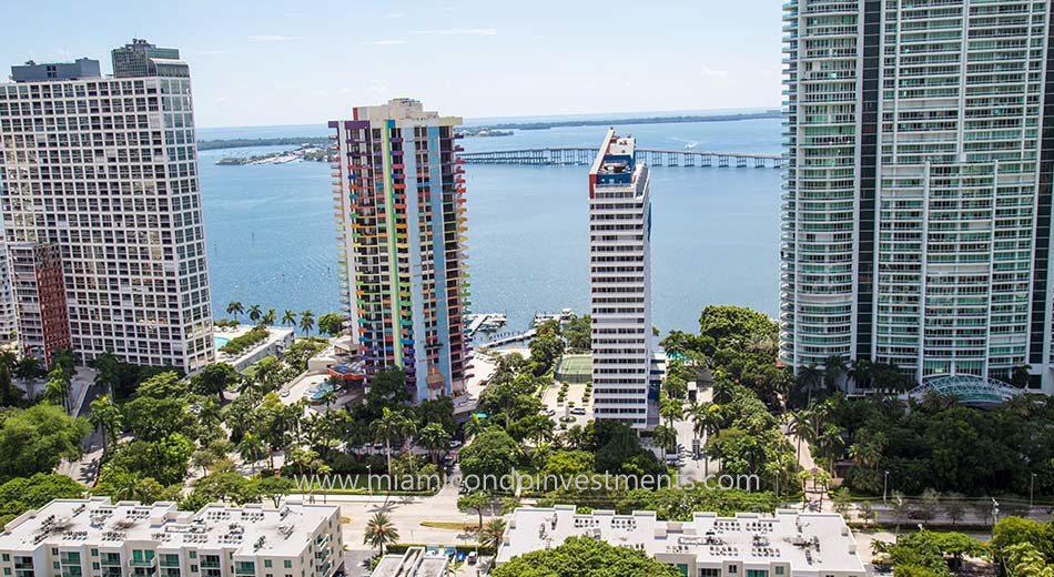 Bayfront luxury condos brickell