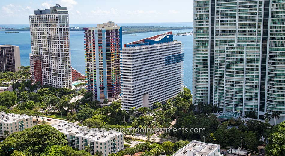 Imperial at Brickell condo in Miami