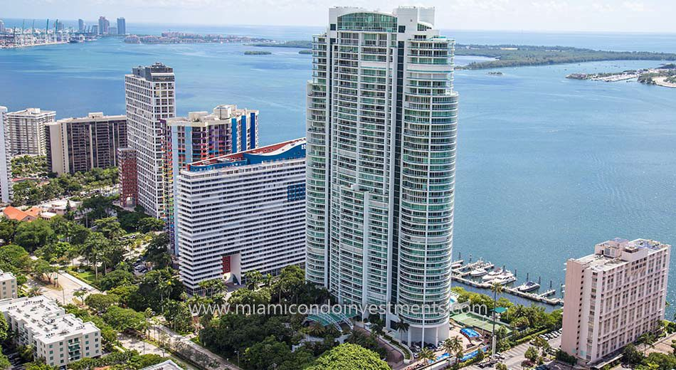 Imperial at Brickell Miami bayfront condo
