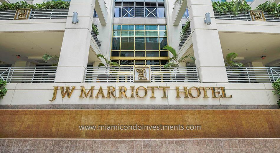 JW Marriott Hotel Brickell Miami