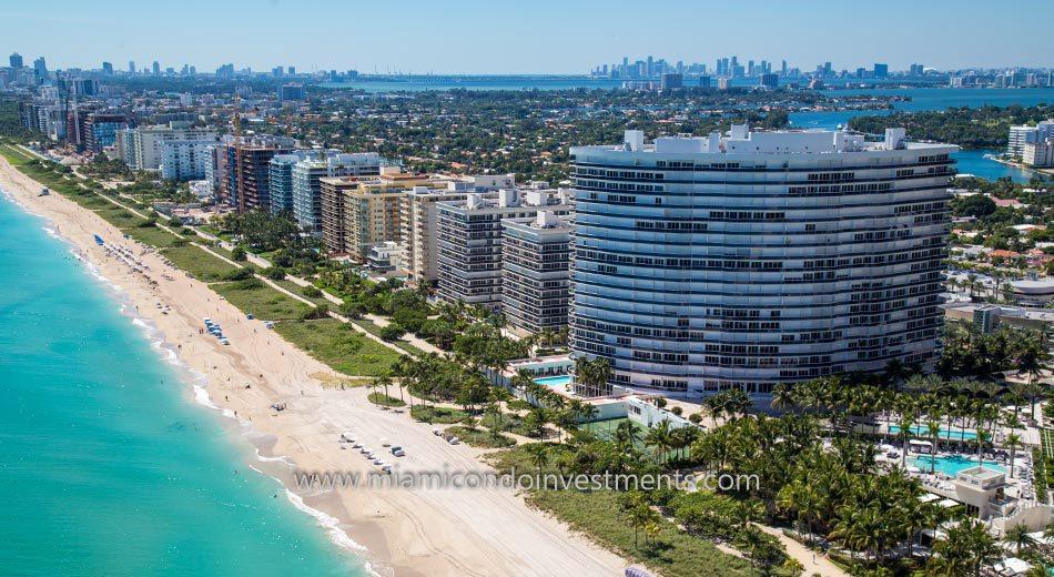 Oceanfront Condo Miami