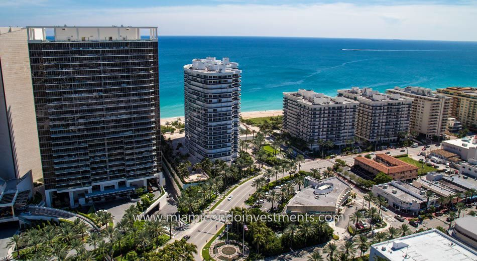 Majestic Tower Condos oceanfront
