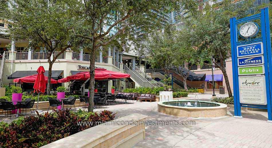 Mary Brickell Village Miami