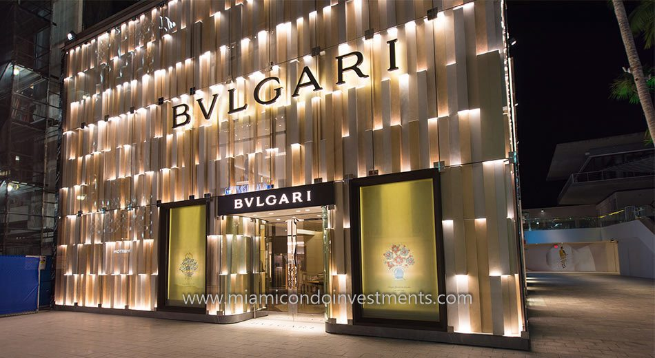 Bvlgari at Miami Design District