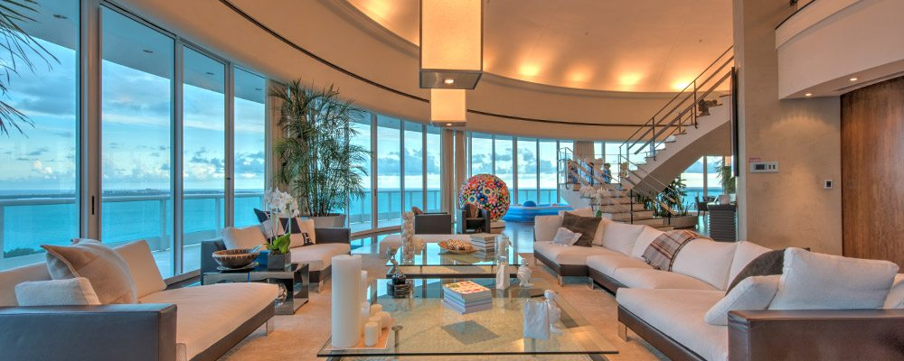 Miami Luxury Condos and Miami Penthouses For Sale