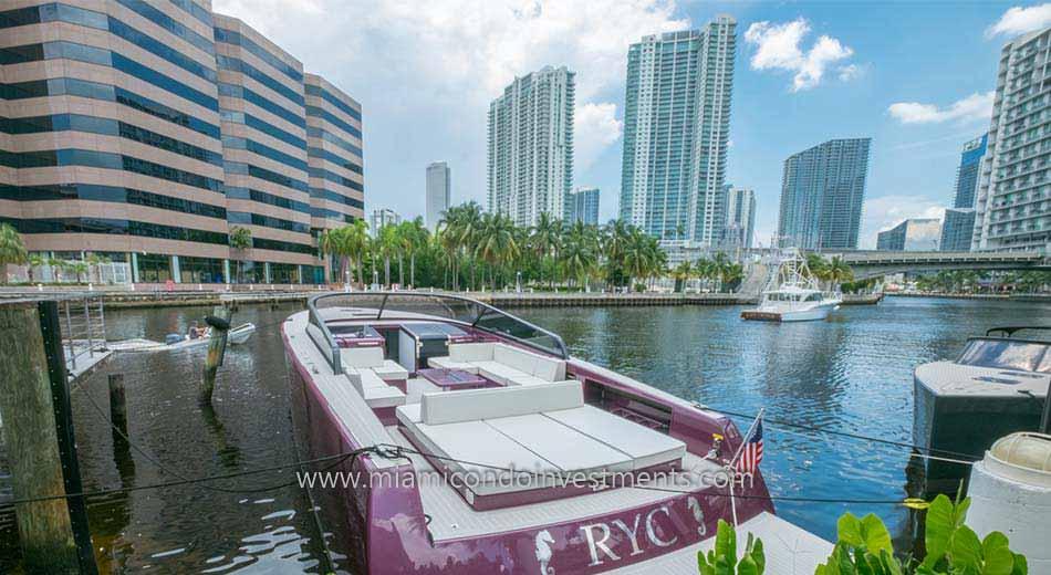 Miami River condos for sale