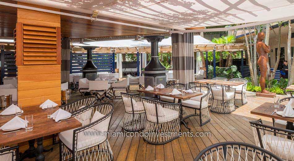 Miami River restaurant