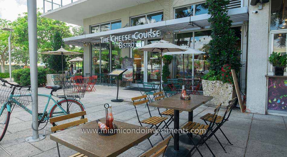 The Cheese Course Bistro at Midtown Miami Condos