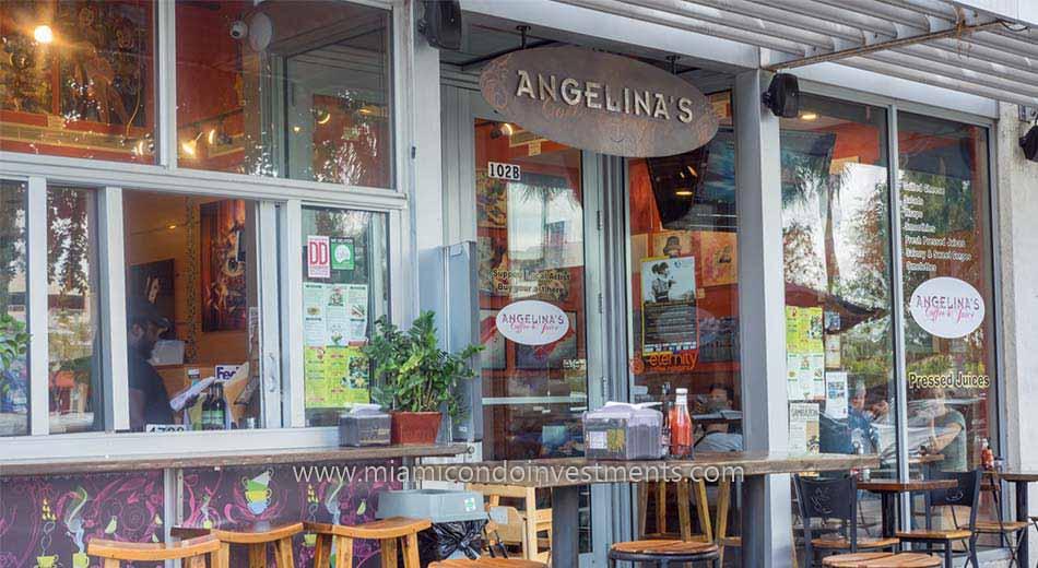 Angelina's at Midtown Miami