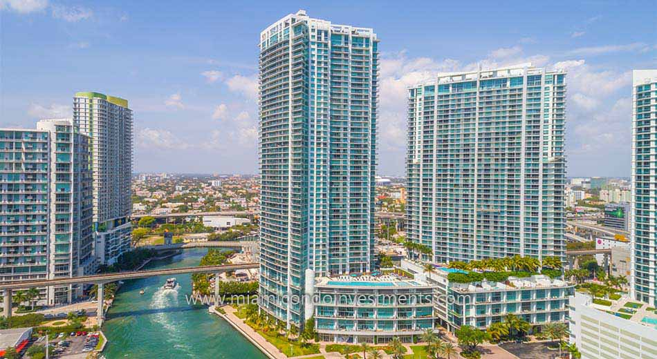 Mint at Riverfront Miami condos