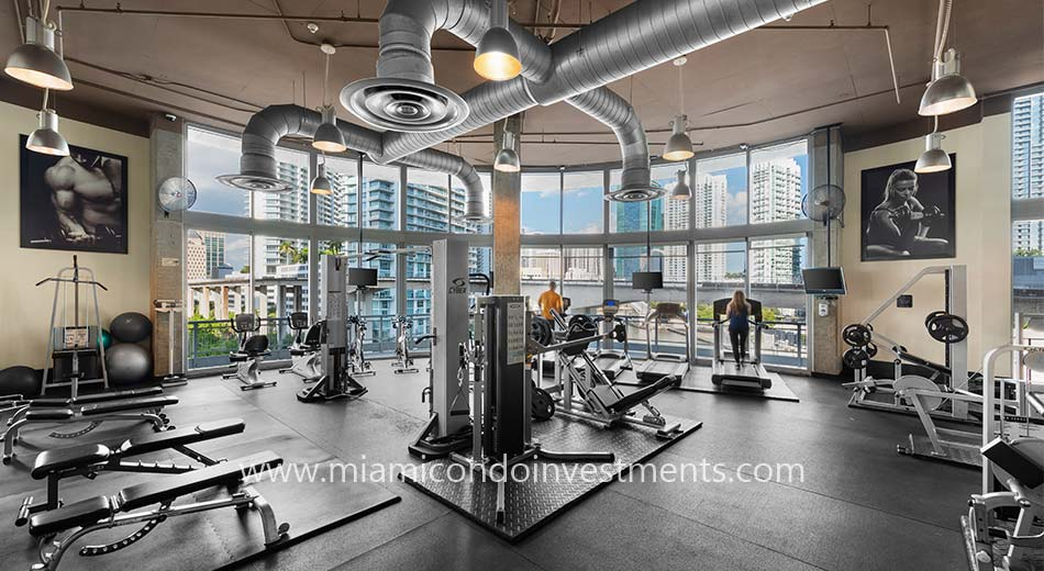 Neo Vertika fitness center