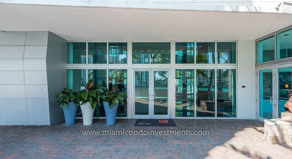 One Miami East at 335 S Biscayne Blvd