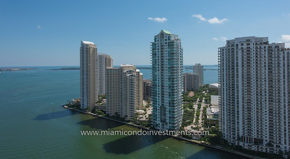 miami condos brickell key