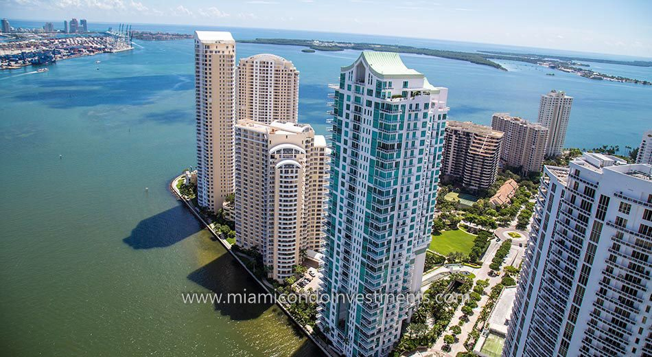 One Tequesta Point condos Brickell Key